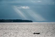 Sea and Solitude von Lars Hallstrom