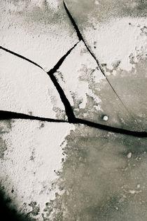 Broken ice von Lars Hallstrom