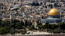 Panorama von Jerusalem von gfischer