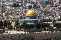 Panorama von Jerusalem
