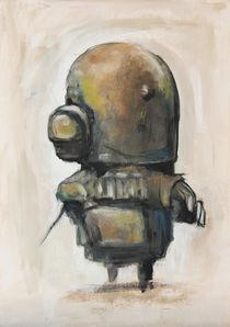 little robot von Rike Beck