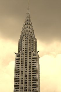 new york empire state building by feli