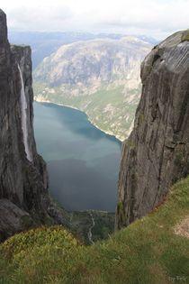 Norwegen und seine Berge by feli