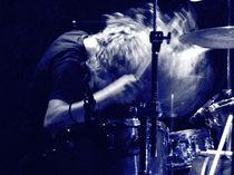 Drumming von langefoto