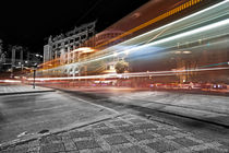 Long exposure at the Karakoy,Istanbul by Engin Sezer