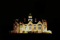 Blickling At Night. von rosanna zavanaiu