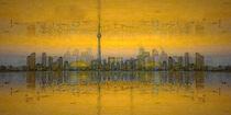 Toronto Skyline von Marie Luise Strohmenger