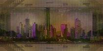 Panama Stadt Skyline by Marie Luise Strohmenger