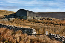 The Black Barn by Graeme Pettit
