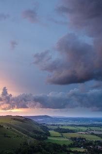 Storm over Brighton by Mark Upfield