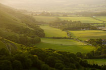 British Countryside von Mark Upfield