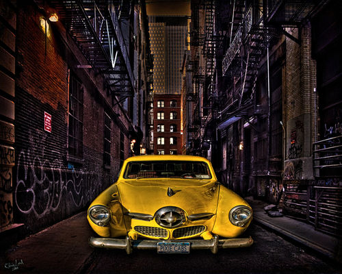 Back-alley-taxi