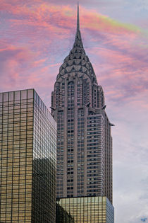The Chrysler Building by Chris Lord