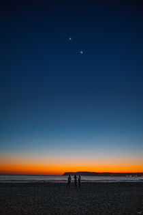 Venus and Jupiter von Chris Lord