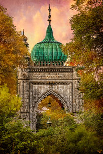 Indian Gateway by Chris Lord