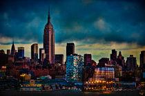 Midtown Manhattan Sunset von Chris Lord