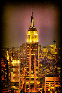 Empire Light, NYC von Chris Lord