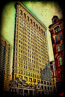 The Flatiron Building by Chris Lord