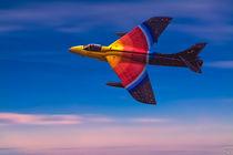 """Hawker Hunter F58 """"Miss Demeanour"""""""