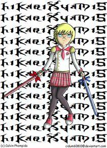 HikariXyami V 5 Manga von calpho