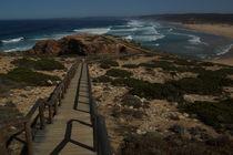 Westküste der Algarve von magdeburgerin