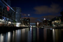 Hafencity Hamburg bei Nacht by Sebastian Peters