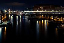 Hamburg bei Nacht by Sebastian Peters