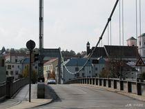 Hängebrücke, Passau by badauarts
