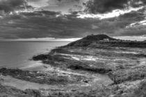 Bracelet Bay black and white by Dan Davidson