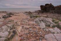 Bracelet Bay Sunset Swansea Gower by Dan Davidson