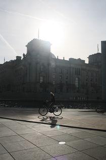 Berliner Reichstag by feli