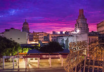 Urban Sunrise von Andrea Capano
