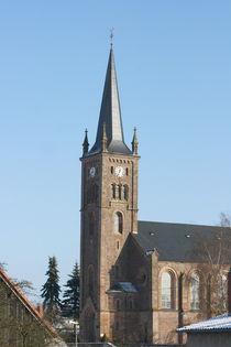 Kirche Reichenbach,Deutschland  Church Reichenbach, Germany by hadot