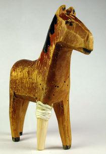 Spielzeugpferd by ekk lory