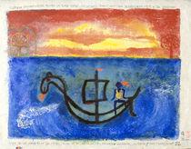 Drachenschiff von haselnusstafel