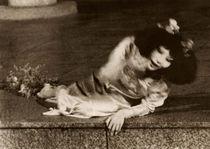 japanische Tänzerin von ekk lory