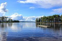 Blauer See von kreativlaborberlin
