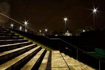 Treppe bei Nacht von kreativlaborberlin