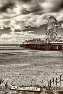 Vergnügungspark Blackpool I von kreativlaborberlin