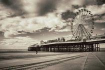 Vergnügungspark Blackpool II von kreativlaborberlin