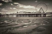 Vergnügungspark Blackpool III von kreativlaborberlin