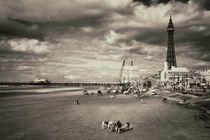 Vergnügungspark Blackpool VI von kreativlaborberlin
