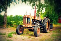 Traktor von tinadefortunata