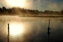 märchenhafte Seenlandschaft von tinadefortunata