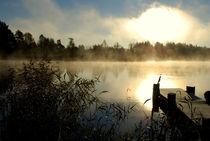 traumhafte Seenlandschaft von tinadefortunata