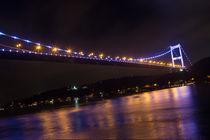 Fatih Sultan Mehmet Bridge by Evren Kalinbacak
