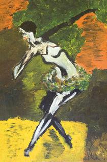 Tänzerin by haselnusstafel