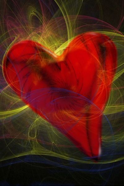 Herzflammen
