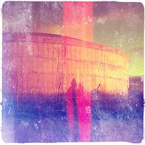 Reservoir, Sunset by Sasha Hatherly