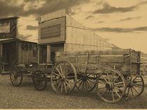 Alte Kutsche - Wild West von mellieha